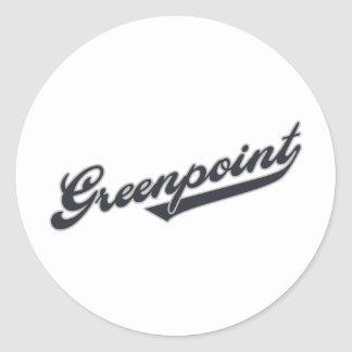 Greenpoint Stickers