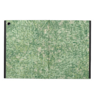 Greens Textured by Shirley Taylor Cover For iPad Air