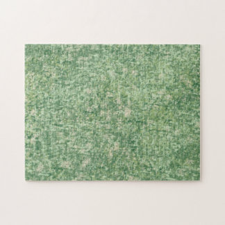 Greens Textured by Shirley Taylor Jigsaw Puzzle