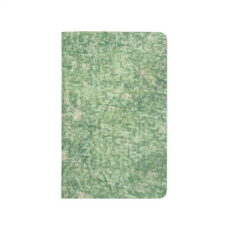Greens Textured by Shirley Taylor Journal