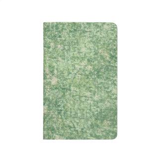 Greens Textured Journals