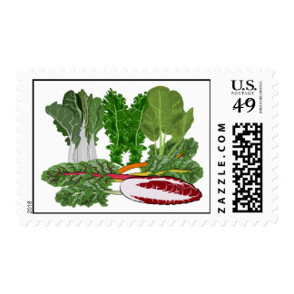 Greens Veggie Lovers Vegetables Postage