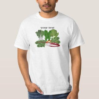 Greens Veggie Lovers Vegetables T-Shirt