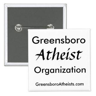 Greensboro, Atheist, Organization, GreensboroAt... Buttons