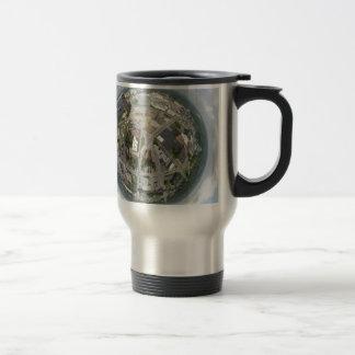 Greensboro Tiny Planet Travel Mug