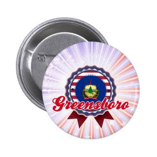 Greensboro, VT Buttons