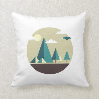 Greenscape Pillow