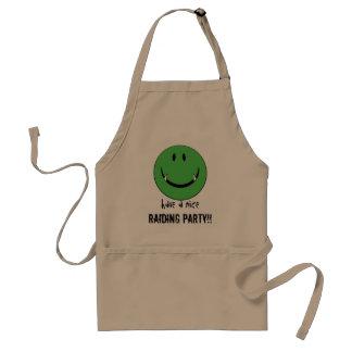 greensmiley adult apron