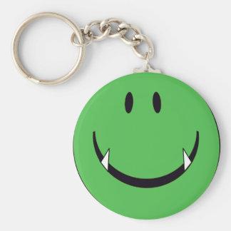 greensmiley keychain