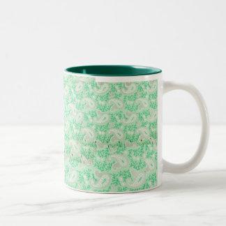 greentea Two-Tone coffee mug