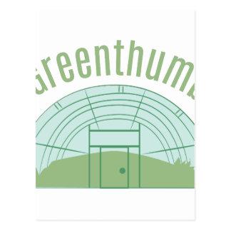 Greenthumb Postales