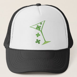 greentini1 trucker hat