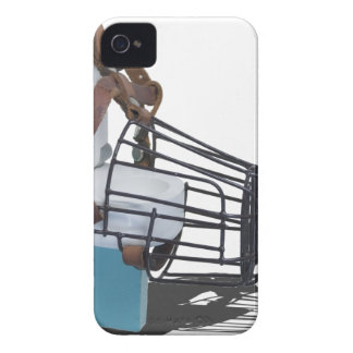 GreenToiletMuzzle080514 copy.png iPhone 4 Case-Mate Case