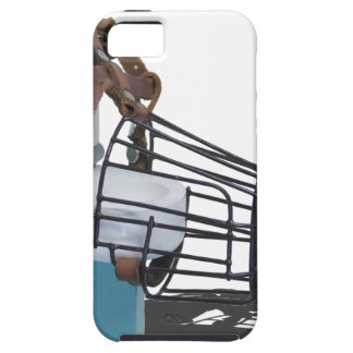 GreenToiletMuzzle080514 copy.png iPhone SE/5/5s Case