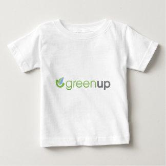 GreenUp Horizontal Logo Baby T-Shirt