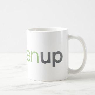 GreenUp Horizontal Logo Coffee Mugs