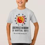 Greenville Academy JKD T-Shirt