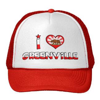 Greenville, CA Mesh Hats