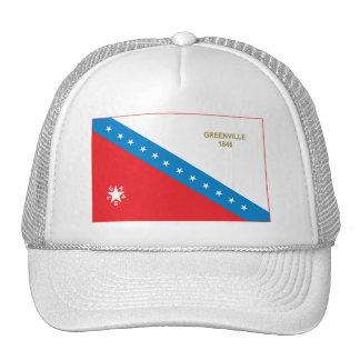 Greenville Flag Hat