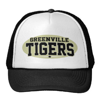 Greenville High School; Tigers Hat