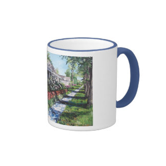 Greenville, Ms By Sylvia LeDoux Ringer Coffee Mug
