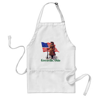 Greenville, Ohio Adult Apron
