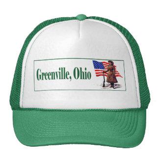Greenville, Ohio Trucker Hat