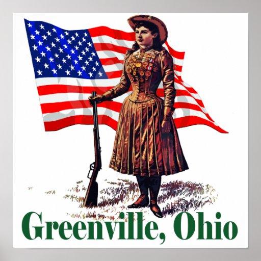 Greenville, Ohio Impresiones