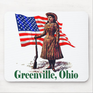 Greenville, Ohio Mouse Pad