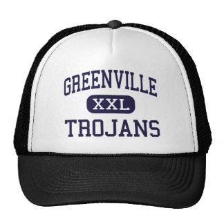 Greenville - Trojans - High - Greenville Mesh Hats