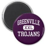 Greenville - Trojans - High - Greenville Magnet