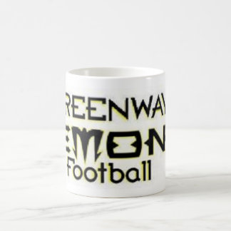 Greenway Football Mug