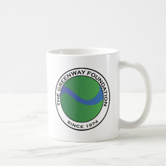 Greenway Foundation Logo Coffee Mug