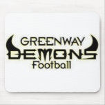 Greenway Mouse Pad