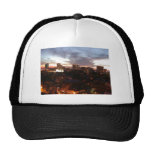 Greenway Plaza Area Of Houston In Texas Hat