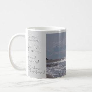 Greenwich Beach, PEI Classic White Coffee Mug