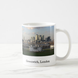 Greenwich, Londres Taza De Café