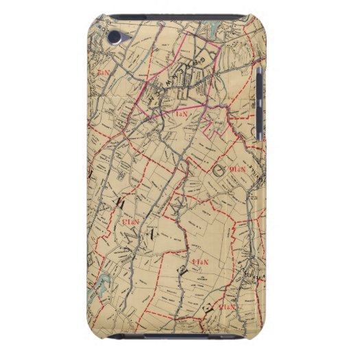 Greenwich, New York iPod Touch Case-Mate Case
