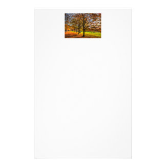 Greenwich Park London Customized Stationery