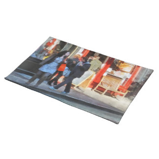 Greenwich Village Bakery Cloth Placemat