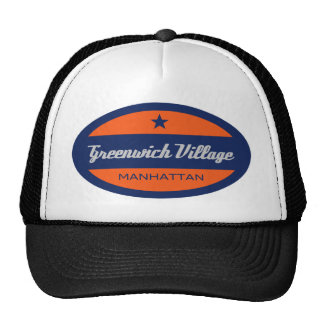 Greenwich Village Trucker Hat