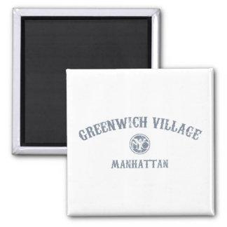 Greenwich Village Refrigerator Magnet
