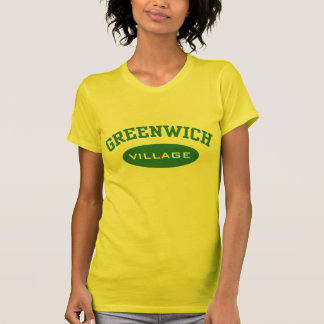 Greenwich Village Camisetas