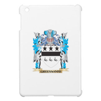 Greenwood Coat of Arms - Family Crest iPad Mini Cover