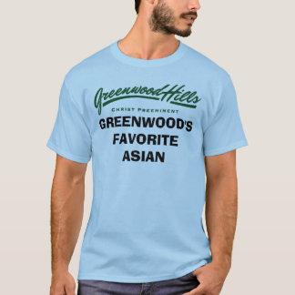 greenwood, GREENWOOD'S FAVORITE ASIAN T-Shirt