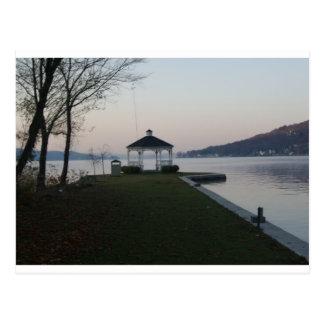 Greenwood lake,  NY Postcard