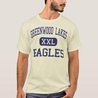 Greenwood Lakes Eagles Middle Lake Mary T-Shirt
