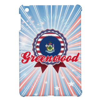 Greenwood, ME iPad Mini Cover