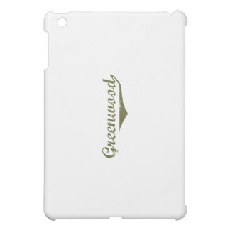 Greenwood Revolution t shirts Cover For The iPad Mini