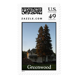 Greenwood WI Stamps
